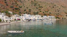 Wer auf #Kreta #Entspannung sucht, muss nach #Loutro wandern. Das Dorf ist nur zu Fuß oder mit dem Boot zu erreichen. Massentourismus findet man hier nicht. http://www.namida-magazin.de/2015/11/kreta-loutro-ein-kleines-dorf-abseits-des-massentourismus.html