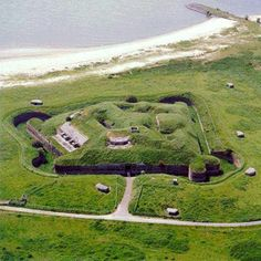 Fort Pannerden, The Netherlands