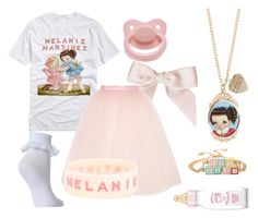 """Melanie Martinez {Pacify Her}"" by always-a-cat ❤ liked on Polyvore featuring Ballet Beautiful"