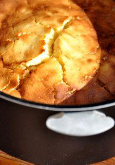 Soufflé au brie - recette assez facile - La cuisine de Nathalie