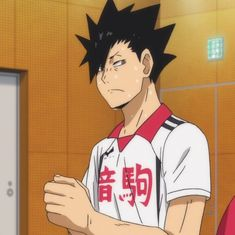 Haikyuu Nekoma, Kuroo Tetsurou, Hinata Shouyou, Haikyuu Manga, Kenma, Kurotsuki, Volleyball Anime, Anime Profile, Character Drawing