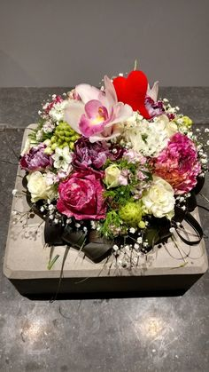 romantisch schaal op workshop 10 februari 2016 Floral Wreath, Workshop, Wreaths, Home Decor, Seeds, Floral Crown, Atelier, Decoration Home, Door Wreaths