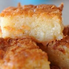 Bibingka – Filipino Coconut Cake -  Gluten FREE