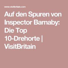 Auf den Spuren von Inspector Barnaby: Die Top 10-Drehorte | VisitBritain