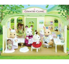 Calico Critters Country Doctor by International Playthings - $59.95
