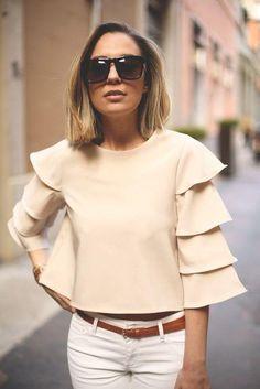 В стиле мегаполиса: 12 летних блуз, которые приведут вас в восторг