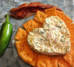 Bacon and Roasted Jalapeno Popper Spread - 21 Tasty and Easy Party Food Recipes