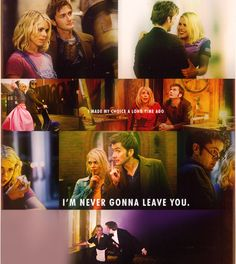 and she didn't not really. And I'm not talking about ten two, she stayed with the doctor because he will never forget her.