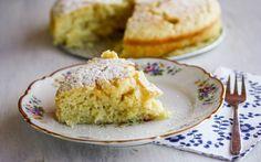 We love Pasta: Ricotta-Zitronenkuchen