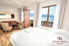 Waking up every day to this view guarantees a great autumn vacation! http://www.forterose.me/index.php/en/ Buđenje uz ovakav pogled obećava pravi jesenji odmor! http://www.forterose.me/index.php/me/ #lusticabay #lustica #kotorbay #kotor #hercegnovi #tivat #portomontenegro #montenegro #beach #sea #view #mediterranean #adriatic #hotel #resort #rooms #ForteRose