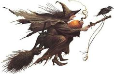 ~Besom Chant~  By Ed Fitch