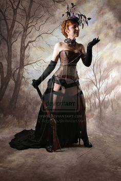 ideas for sexy steampunk costumes