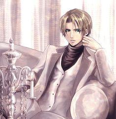 Rufus (Final Fantasy VII)