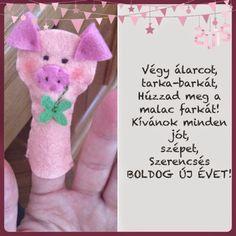 Finger Puppets, Happy New Year, Preschool, Minden, Advent, Creative, Preschools, Happy New Years Eve, Kid Garden