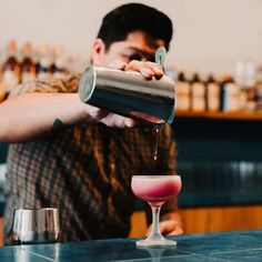 Collections with 3 Great Cocktails from the Most Anticipated Rum Bar Opening of 2019 Wine Drinks, Alcoholic Drinks, Beverages, Cubano Sandwich, Cocktail List, Havana Club, Aromatic Bitters, Homemade Liquor, Japanese Whisky