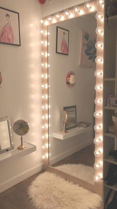 60 Beautiful Makeup Room Decor Ideas And . - 60 beautiful makeup room decor ideas and remodel diy room decor ideas – diy decorating - Cute Bedroom Ideas, Cute Room Decor, Room Ideas Bedroom, Teen Room Decor, Teen Bedroom, Bedroom Themes, Bedroom Furniture, Bedroom Small, Furniture Ideas