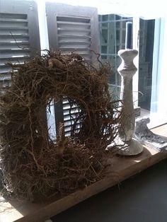 sfeer op de vensterbank...,