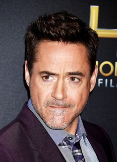 Robert Downey Jr., Hollywood Film Awards, Nov. 14, 2014