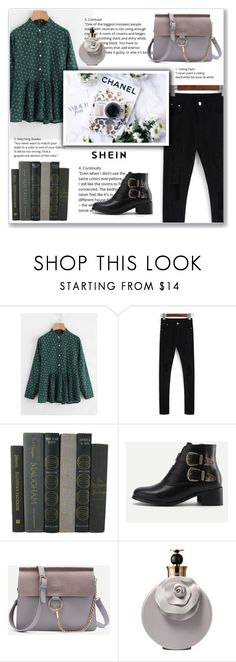 """""""green&black"""" by emina-la ❤ liked on Polyvore featuring Valentino"""