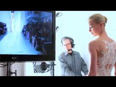 Amsale Spring 2015 - Behind the Scenes. Take a look at the Amsale, Christos  Kenneth Pool bridal runway collections #wedding #dresses #video