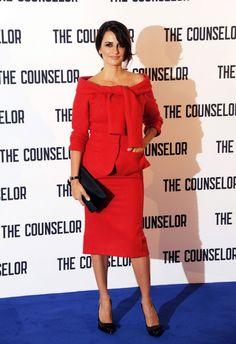 Penelope Cruz: A Red Carpet Dream
