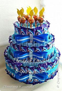 Торты из шоколада. фото 1