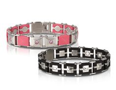 CHAIROS® Enerjii Bracelet A modern piece with powerful style combined with wellness benefits