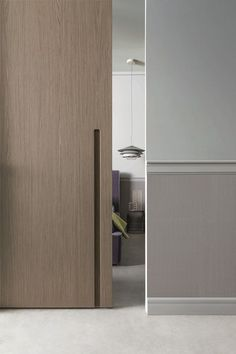 Custom wood doors, whether elegant or rustic, are a durable choice that can really set off the style of your home. With the latest custom exterior door design technology, . Oak Interior Doors, Home Interior, Exterior Doors, Door Design Interior, French Interior, Custom Wood Doors, Wooden Doors, Contemporary Internal Doors, Contemporary Barn