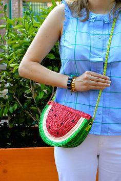 Hello Katie Girl: Wedge of Watermelon