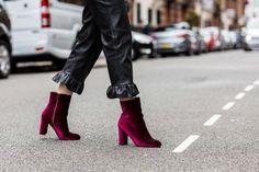 Street style from London Fashion Week spring/summer '17 - Vogue Australia