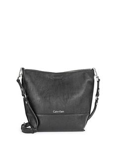 CALVIN KLEIN Calvin KleinReversible Crossbody Bag. #calvinklein #bags #shoulder bags #leather #crossbody #