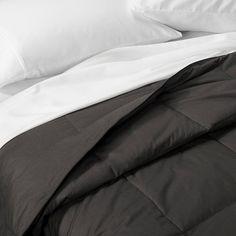 Down Alternative Comforter (Full/Queen) Gray - Vcny