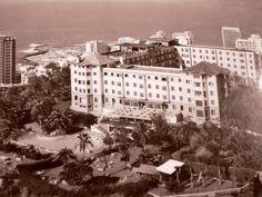 Hotel Taoro. Belair. Puerto de la Cruz.