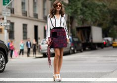 NYFW Spring 2015 Street Style: Shop The Looks