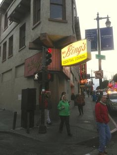 Mr Bing's 201 Columbus Ave, San Francisco, CA 94133