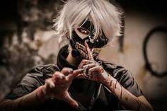 Kaneki cosplay (^□^)/