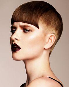 Hair: Marc Antoni Art Team Make-up: Victoria Baron Photography: Tom Leslie