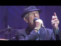 Leonard Cohen, Save the Last Dance for me , Dublin 12-09-2013 >>> With 14000 backing singers, of which I was one.