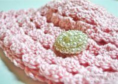 Sweet Pea Crochet Beanie – Free Crochet Pattern