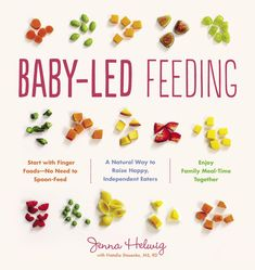 Baby-Led Feeding, a baby-led weaning cookbook packed with baby-led weaning recipes, first food ideas, and baby food recipes Baby Led Weaning First Foods, Baby First Foods, Baby Finger Foods, Baby Weaning, Baby Foods, Weaning Toddler, Weaning Foods, Baby Snacks, Meat For Babies