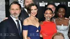AMC presents 'Talking Dead' special edition for 'The Walking Dead' Season 7 TV series, Los Angeles, USA - 23 Oct 2016  Andrew Lincoln, Lauren Cohan, Sonequa Martin-Green and Danai Gurira  23 Oct 2016