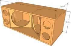 Pin on Speaker design Subwoofer Diy, 12 Inch Subwoofer Box, Subwoofer Box Design, Speaker Box Design, Horn Speakers, Diy Speakers, Custom Car Audio, Woofer Speaker, Speaker Plans