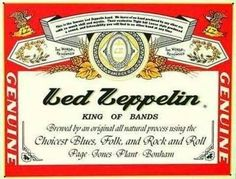 ☮ American Hippie Music Art ~ Led Zeppelin