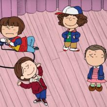 Watch Nostalgic 'Stranger Things,' 'Peanuts' Animated Mashup ...