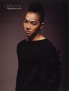 Taeyang for Dazed and Confused [PHOTOS] - bigbangupdates