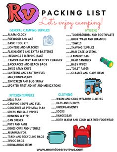 Camping 101, Camping Packing, Camping Supplies, Camping Stove, Camping Essentials, Camping Gifts, Packing Checklist, Tent Camping Checklist, Best Places To Vacation