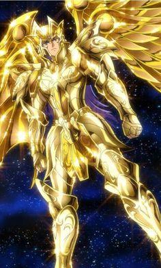 Saga de Geminis Soul of Gold
