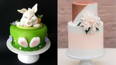 Most Satisfying Cake Decorating Compilations - Amazing Cakes and Cupcake...