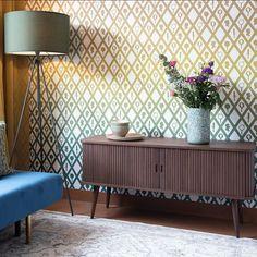Terrazzo, Sideboard, Floor Lamp, How To Look Better, Vase, Retro, Inspiration, Furniture, Vintage