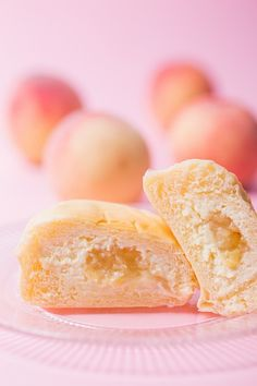 八天堂冷やして食べるくりーむパンに高級白桃を使用した新味清水白桃が登場